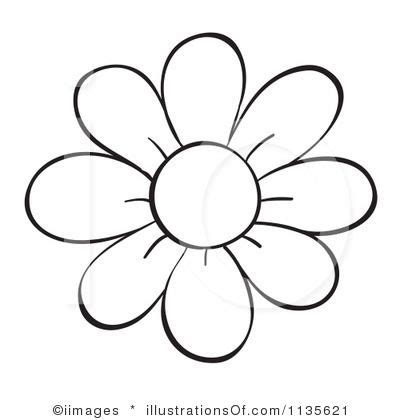 black and white flowers drawing at getdrawings.com | free