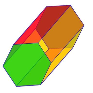 hexagonal prism shape | www.pixshark.com images