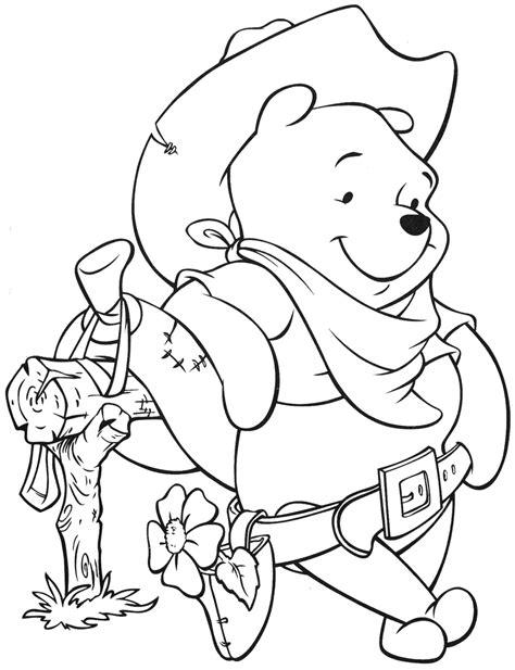 imagenes de winnie pooh solo para colorear imagenes para colorear de winnie pooh imagui