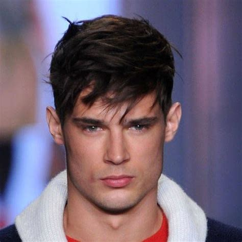 men hairstyles for pear face shape best hairstyle for men world trends fashion