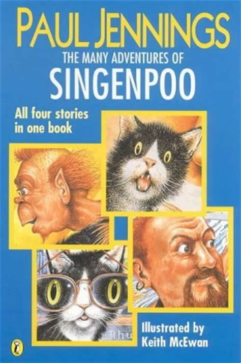 the many adventures of books the many adventures of singenpoo all four stories in one