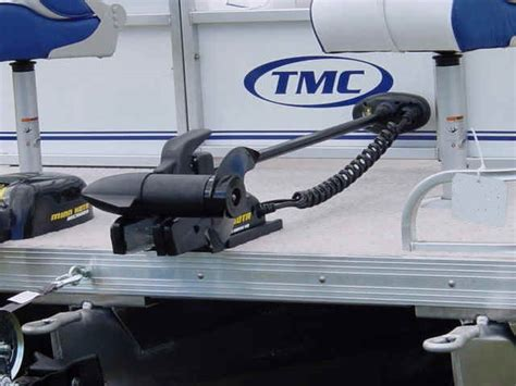 best trolling motor for pontoon boat tmc inc pontoons boats wisconsin minnesota