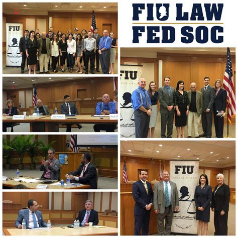 Fiu Admissions Office by Fiu Federalist Society Year In Review 2015 2016