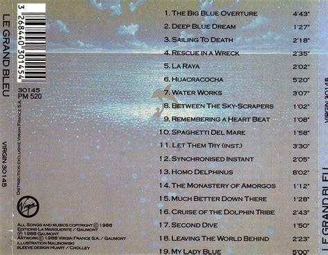 eric serra grand bleu eric serra le grand bleu 1988 avaxhome