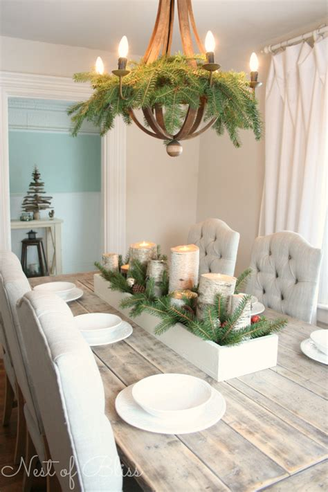 Farmhouse Dining Room Table Centerpieces Remodelaholic Decorating Ideas For Every Room In
