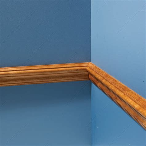 chair rail 0366 richelieu hardware - Commercial Chair Rail
