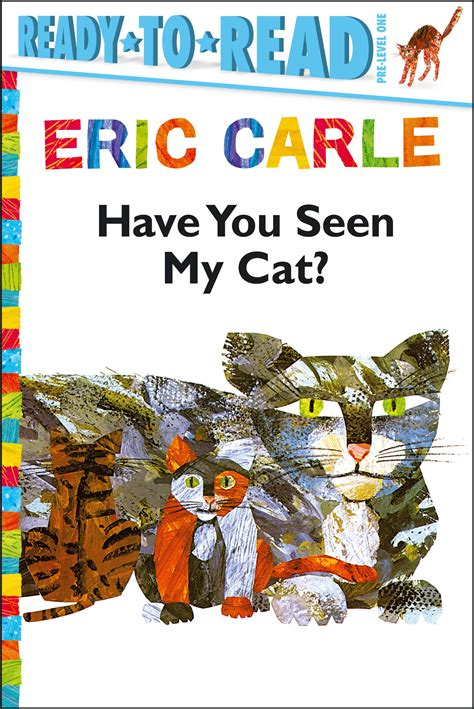 cellombies you seen one books you seen my cat book by eric carle official