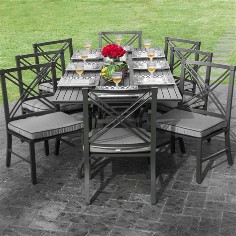 outdoor dining table for 8 outdoor dining table for 8 dining tables ideas
