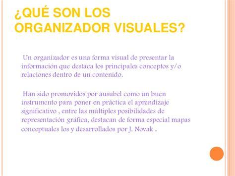 que son imagenes visuales nitidas los organizadores visuales
