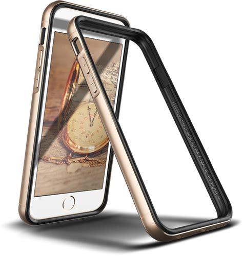 Verus Iphone 6 Plus 5 5 Iron Bumper Black Gold verus apple iphone 6 plus 6s plus iron bumper kılıf white