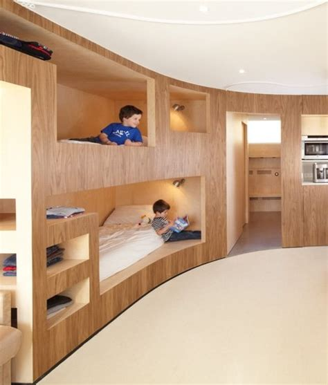 cool bed rooms interesting decision bunk beds for children s room ideas