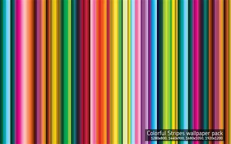 colorful wallpaper deviantart colorful stripes wallpaper by linuslundahl on deviantart