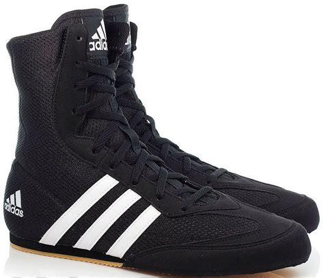 Adidas M Size 40 41 42 43 44 adidas boxing shoes hog box 2 black gt free shipping
