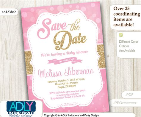 save the date templates for baby shower save the date baby shower invitations theruntime com