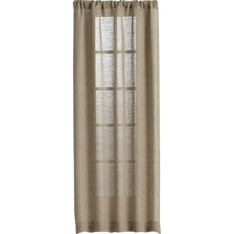 bristol curtains bristol curtains crate and barrel
