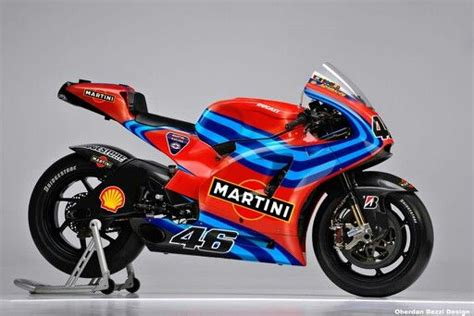 Ducati Martini Racing Motorcycle Ducati Custom