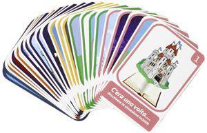 inventare un gioco da tavolo carte e giochi da tavolo per inventare fiabe favole e
