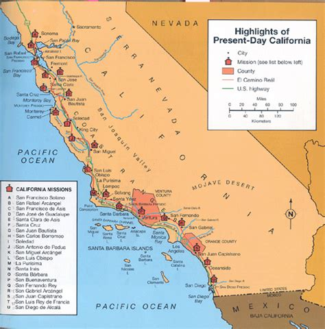 california missions map hw 9 10 histories of democracy