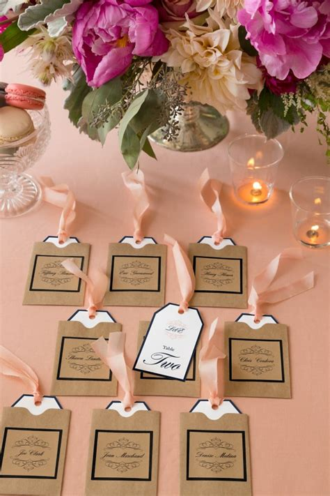 how do i make wedding place cards articles make your wedding place cards memorable avery