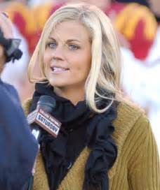 college gamdy pegnncy pregnant espn star sam ponder lashes out at twitter trolls