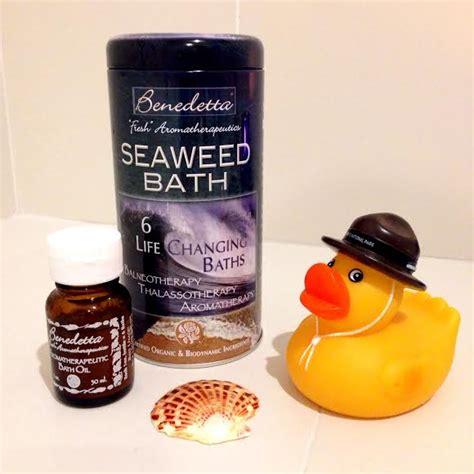 Iodized Salt Detox Bath by Benedetta Seaweed Bath Detox The Vedix