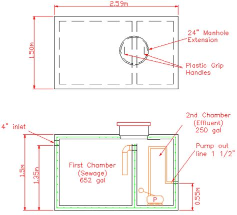 layout plan of septic tank the house for sale septic system