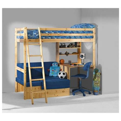 Tesco High Sleeper by Buy Frankie High Sleeper With Guest Bed Pine From Our Mid High Sleepers Range Tesco
