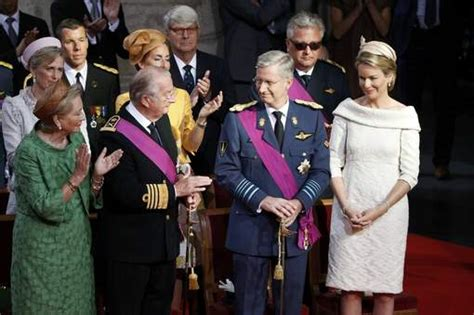 casa reale svedese sito ufficiale dove vedere l abdicazione di re albert e il giuramento di