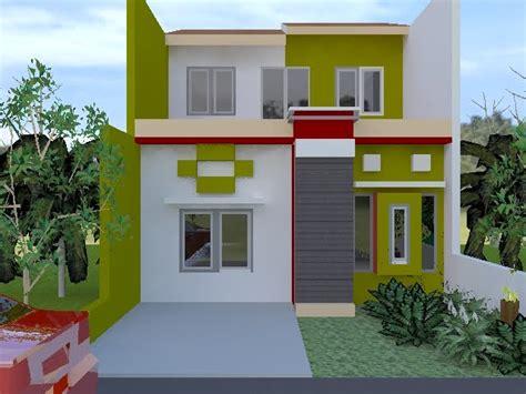 model rumah minimalis tips warna cat rumah