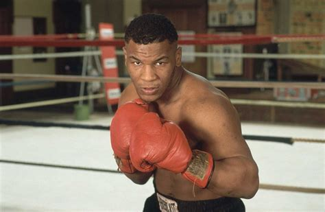 young mike tyson newsday
