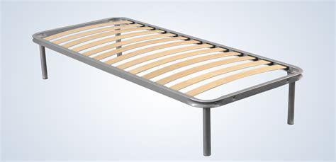 rete letto legno rete letto fissa metallo legno
