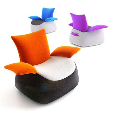 Funky Armchairs Design Ideas Decors 187 Archive 187 Funky Chairs By Redo Design Studio