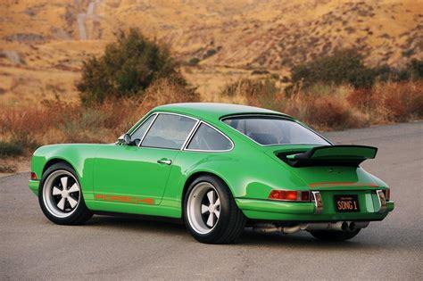 classic porsche 911 singer design porsche 911 classic