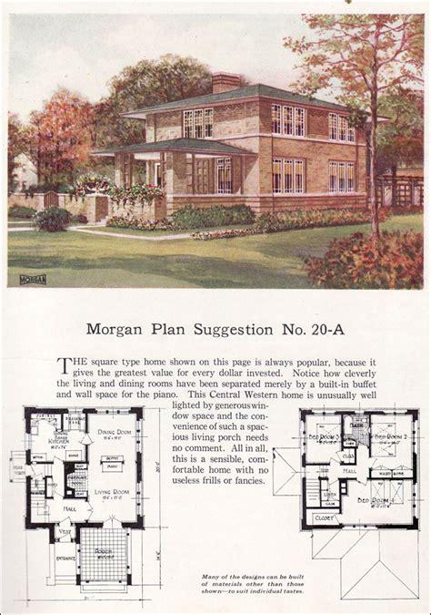 morgan building  assurance prairie style box