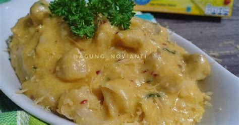 resep ayam saus keju enak  sederhana cookpad