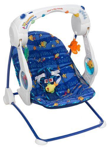 fisher price aquarium swing fisher price aquarium take along swing toys