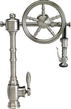 pacific sales bathroom faucets turn your before into an after inspired by the wheel of a ship and the adventurous spirit of