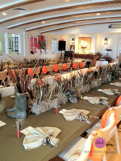 duck hunting home decor 44 best party decorations images on pinterest wedding