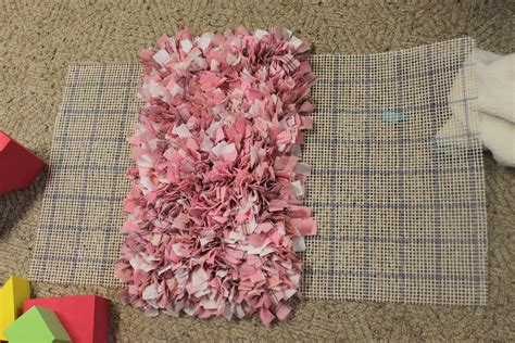 Make Rag Rug by Naptime Get Downs Rag Rug