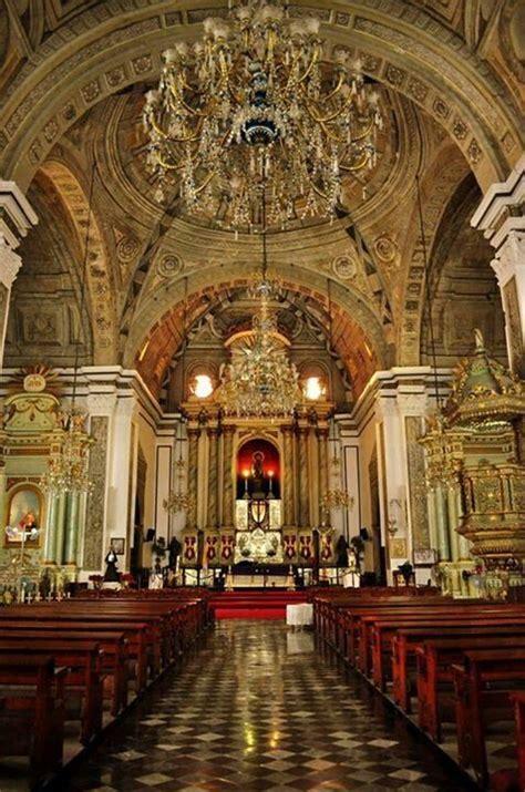 san agustin church manila oldest church