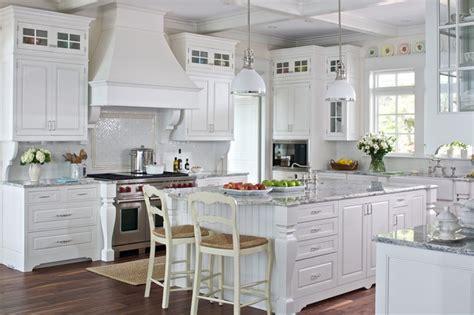 white cottage farmhouse kitchens country kitchen designs