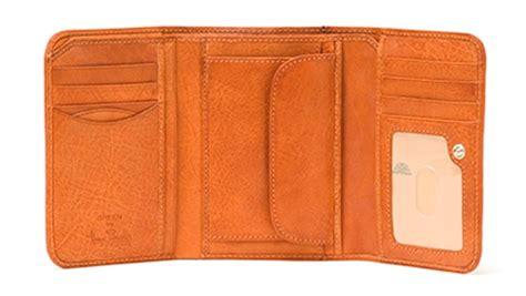 Tony Perotti Unisex Prima Wallet - prima tri fold wallet by tony perotti wallets