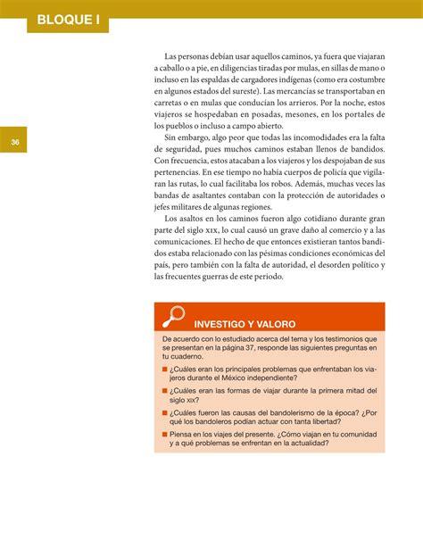 historia quinto grado 2014 2015 libro de texto pdf libros de historia de quinto ao libro de historia de 5