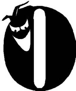 Printable Letters Halloween Numbers