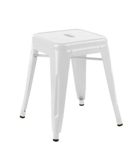 stool low white barlens