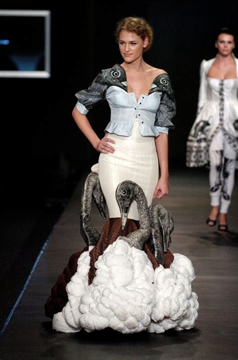 Im Going To Fashion Week by Designers Russian Winners Russia Fashion Week October 2006