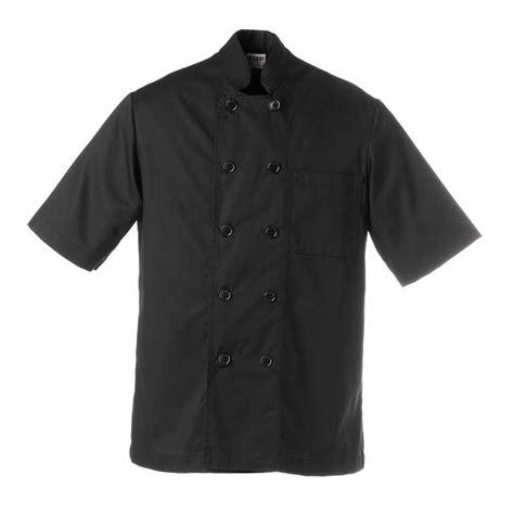 desain baju chef chaquetas cocinero manga corta uniformes cocina