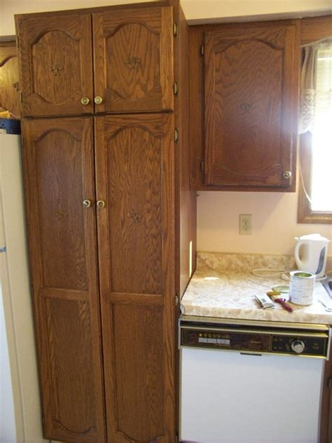 refinishing oak kitchen cabinets refinishing solid oak kitchen cabinets woodchuckcanuck com
