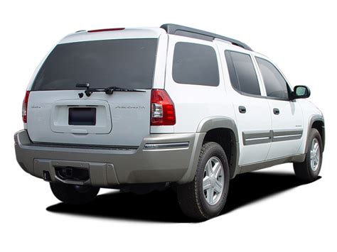 Isuzu Ascender Review 2004 Isuzu Ascender Reviews And Rating Motor Trend