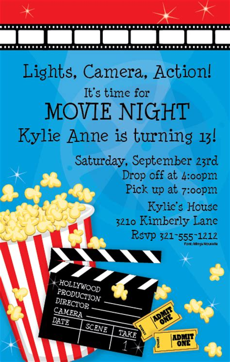 movie night party invitation outdoor movie night invitation wording outdoor furniture